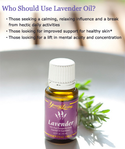 Who Should Use Lavender
